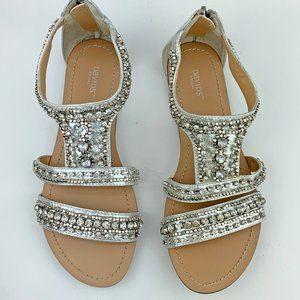 Davids Bridal Bohemian Jeweled Sandal